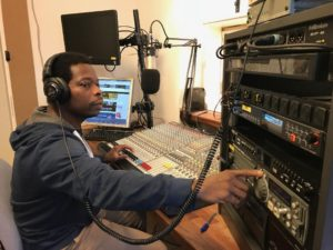 Alfred Saraounia Radio Vesterbro